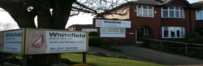 Opening hours at Whitefield Dental Practice